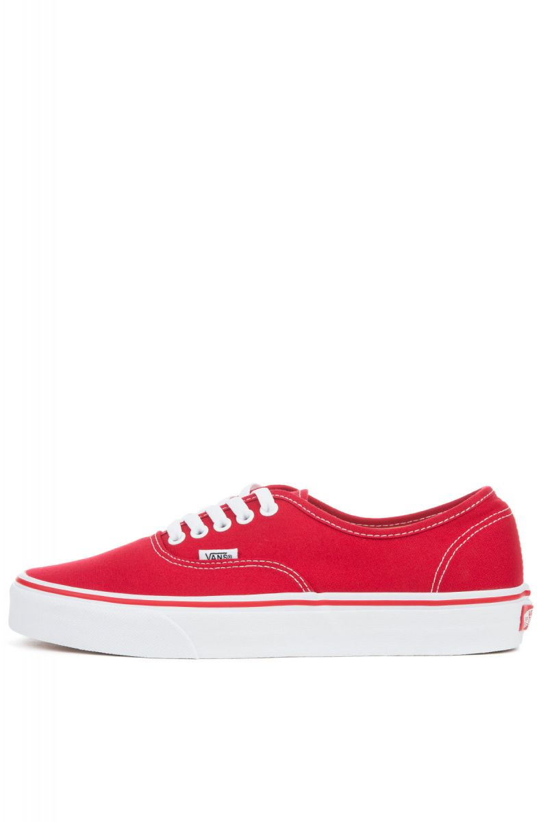 e245b71ae0 VANS Sneaker Authentic Low Top Red