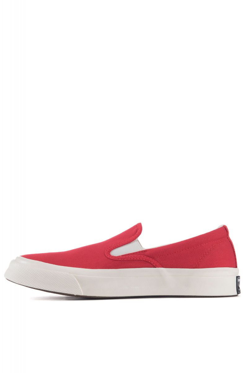e9b8d0756eb Converse Sneaker Deck Star 70  Slip On Red