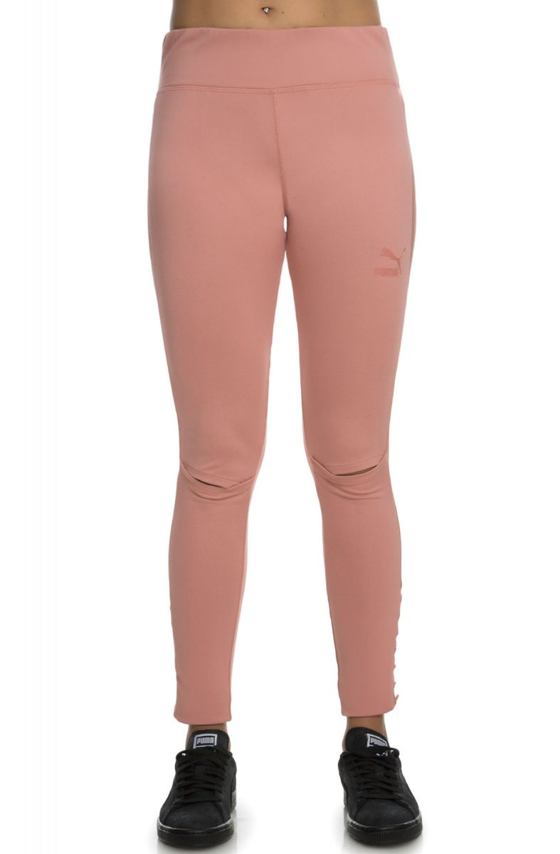 0fc770d34485a9 ... The Lux Leggings in Cameo Brown ...