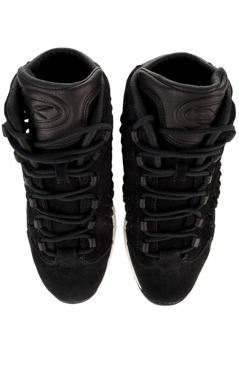 0237dcd3f799 Reebok Sneaker Reebok x Hall Of Fame Question Mid Black Braid Black