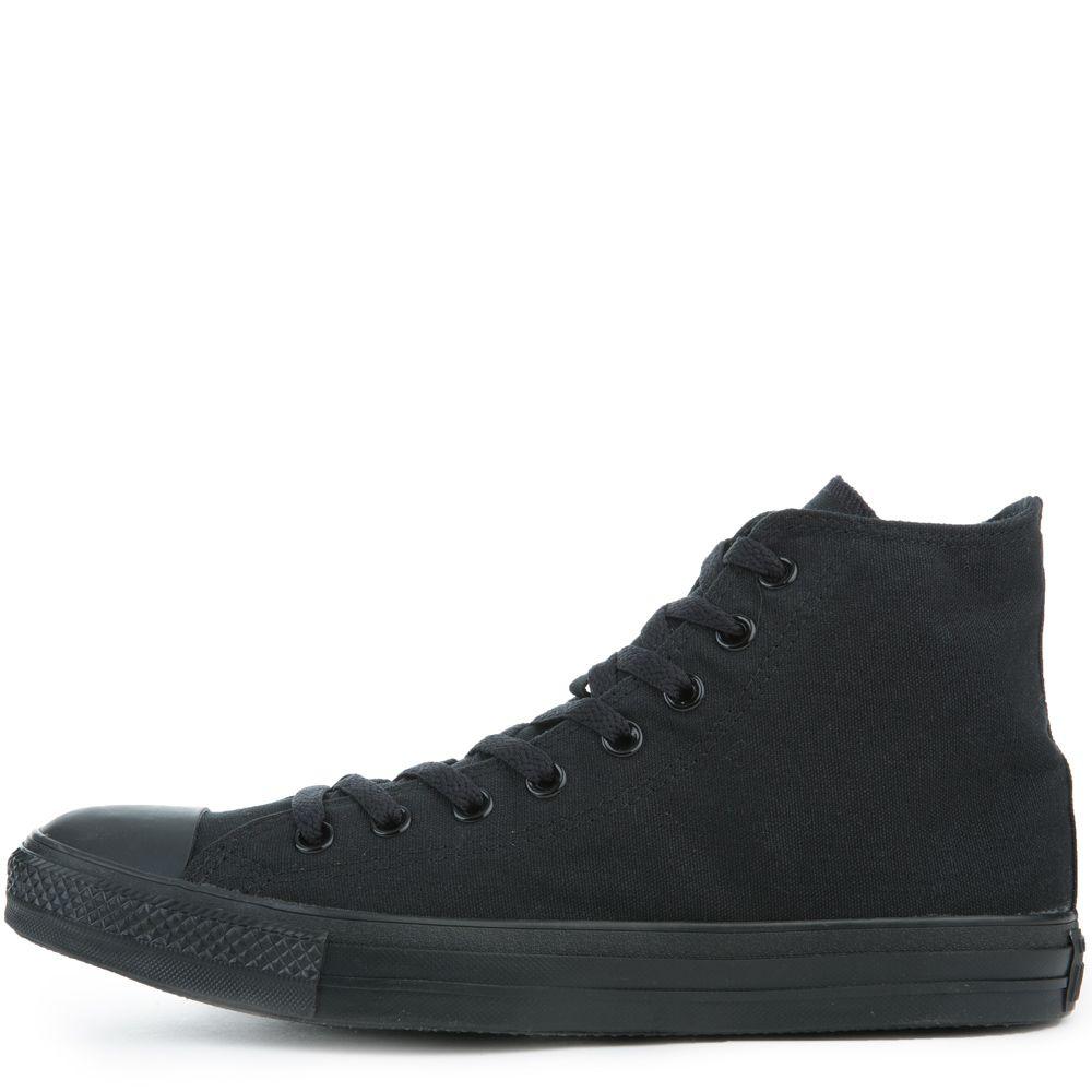 1e54b217db117a Converse Shoes Chuck Taylor Hi Sneaker in Black Mono