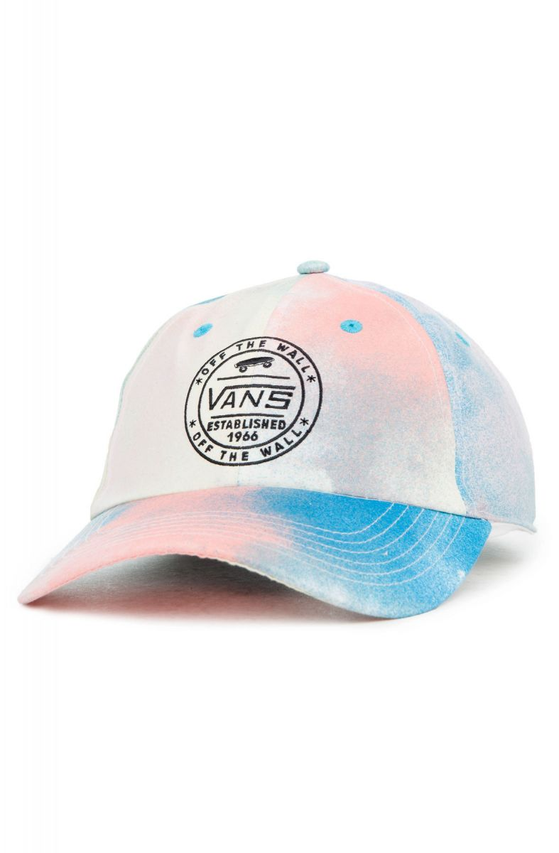 a48b69f3 The Court Side Printed Dad Hat in Tie Dye