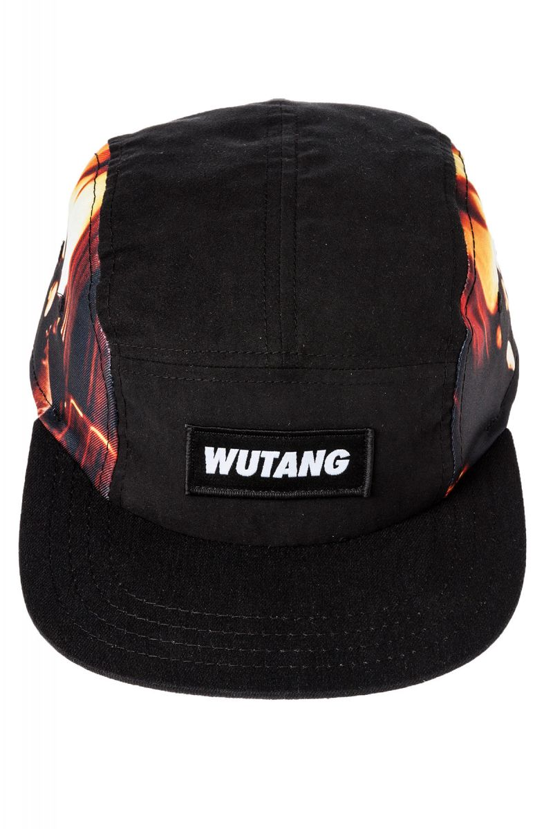 4d5255062d05a Wutang Brand Limited Hat The 36 Chambers in Black