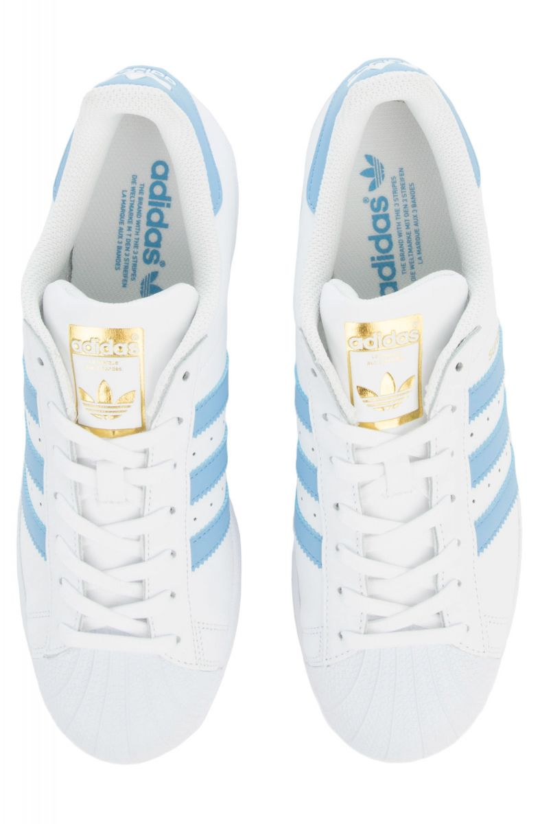 848d4cdcbbc8 ... The Superstar Foundation Sneaker in White