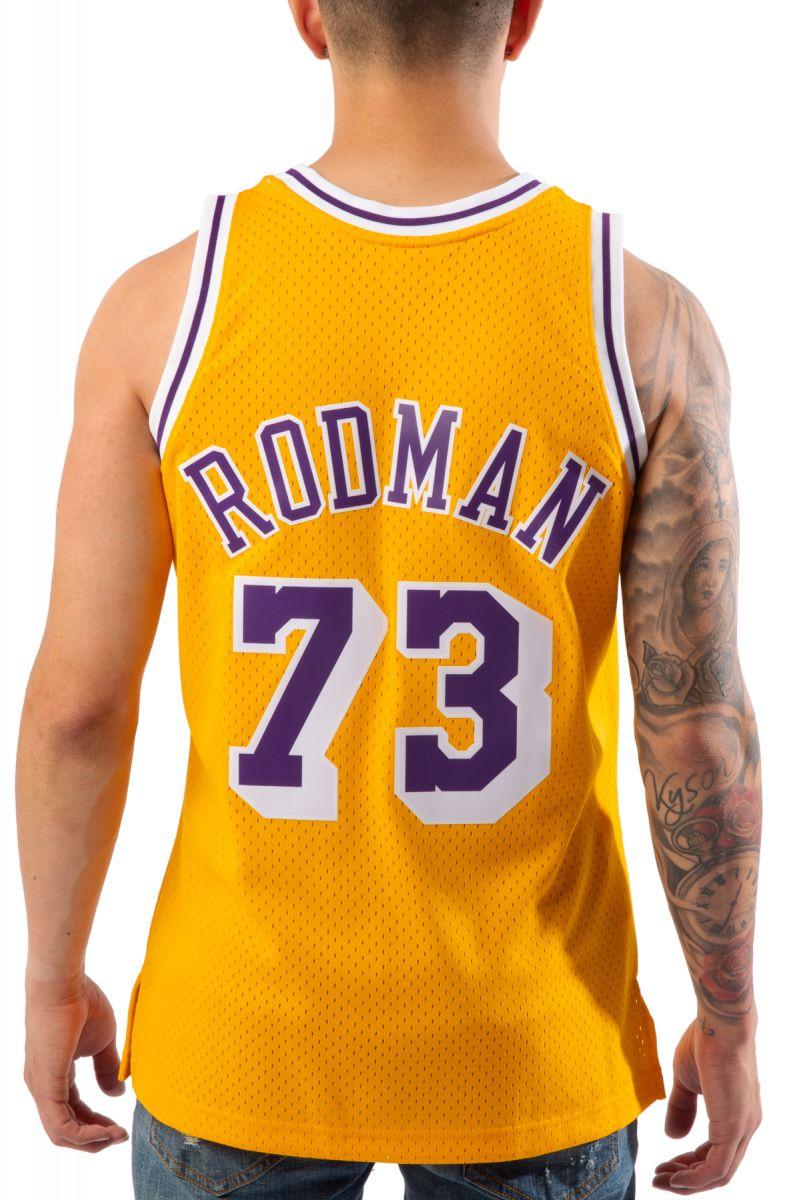 LA Lakers Dennis Rodman Jersey