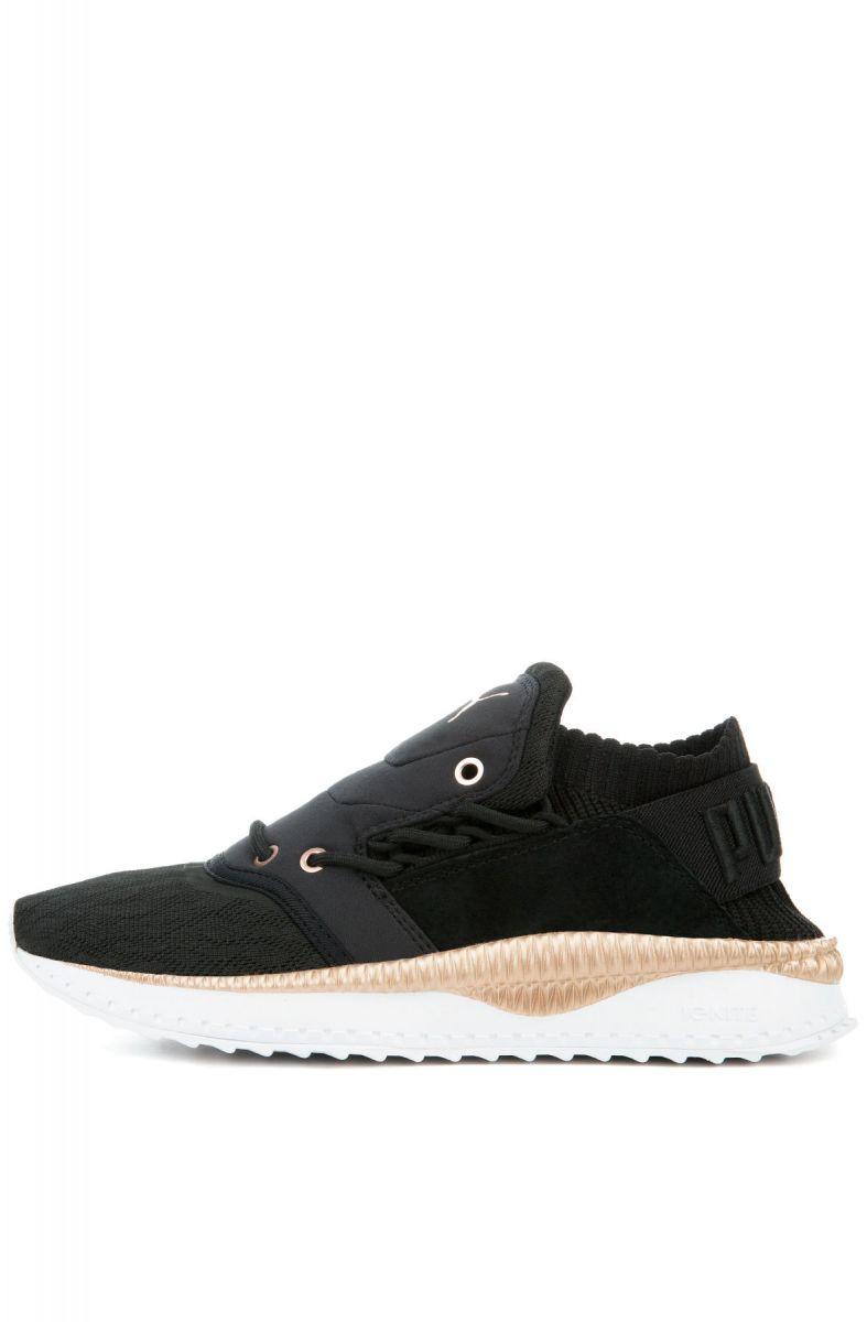 Puma Sneaker Women's Tsugi Shinsei Metallic Black