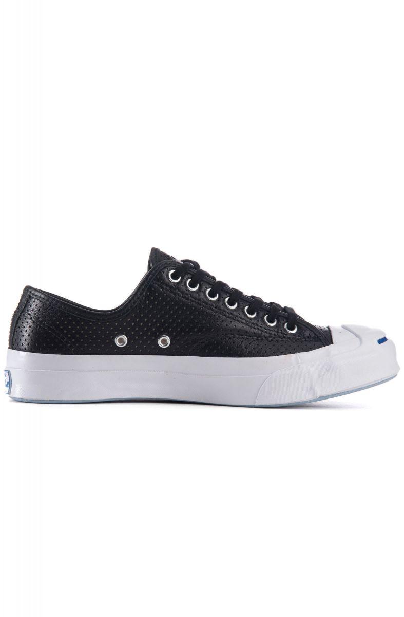 af18c1813bcd ... The Jack Purcell Signature Sneaker in Black on Black ...