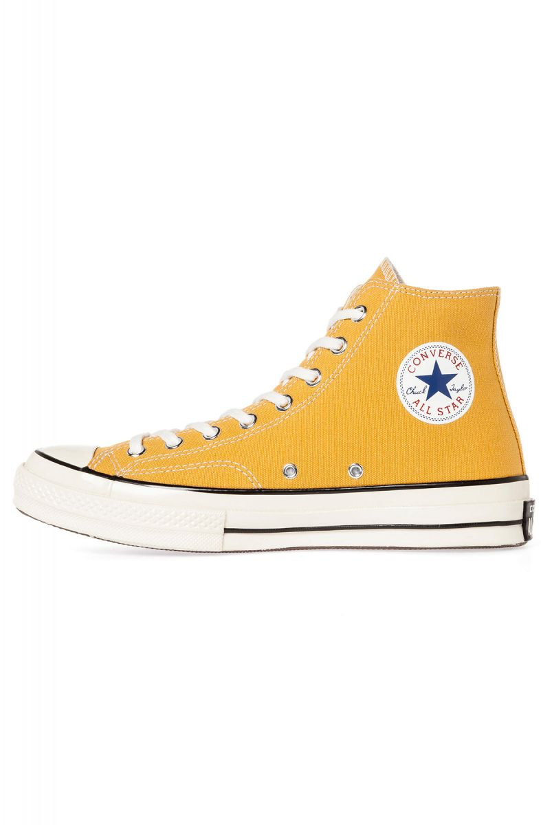 95be030aa5f The Chuck Taylor All Star 70 Hi Sneaker in Sunflower . where to buy Converse  First String 1970s ...