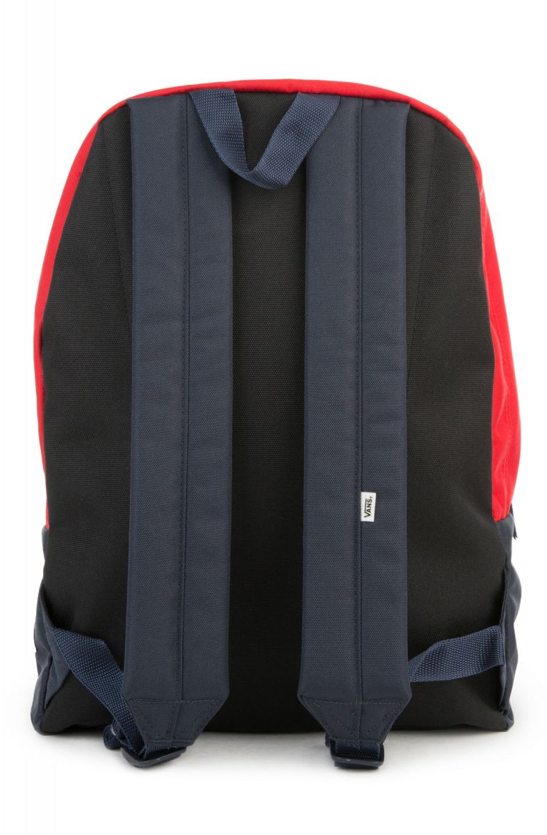f1db9eafa041 ... The Captain Marvel Realm Backpack in Racing Red