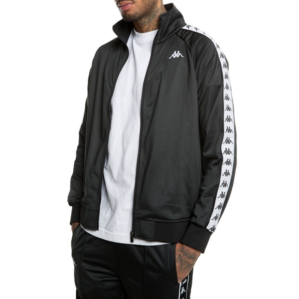 f94b89086f 222 Banda Anniston Track Jacket in Black