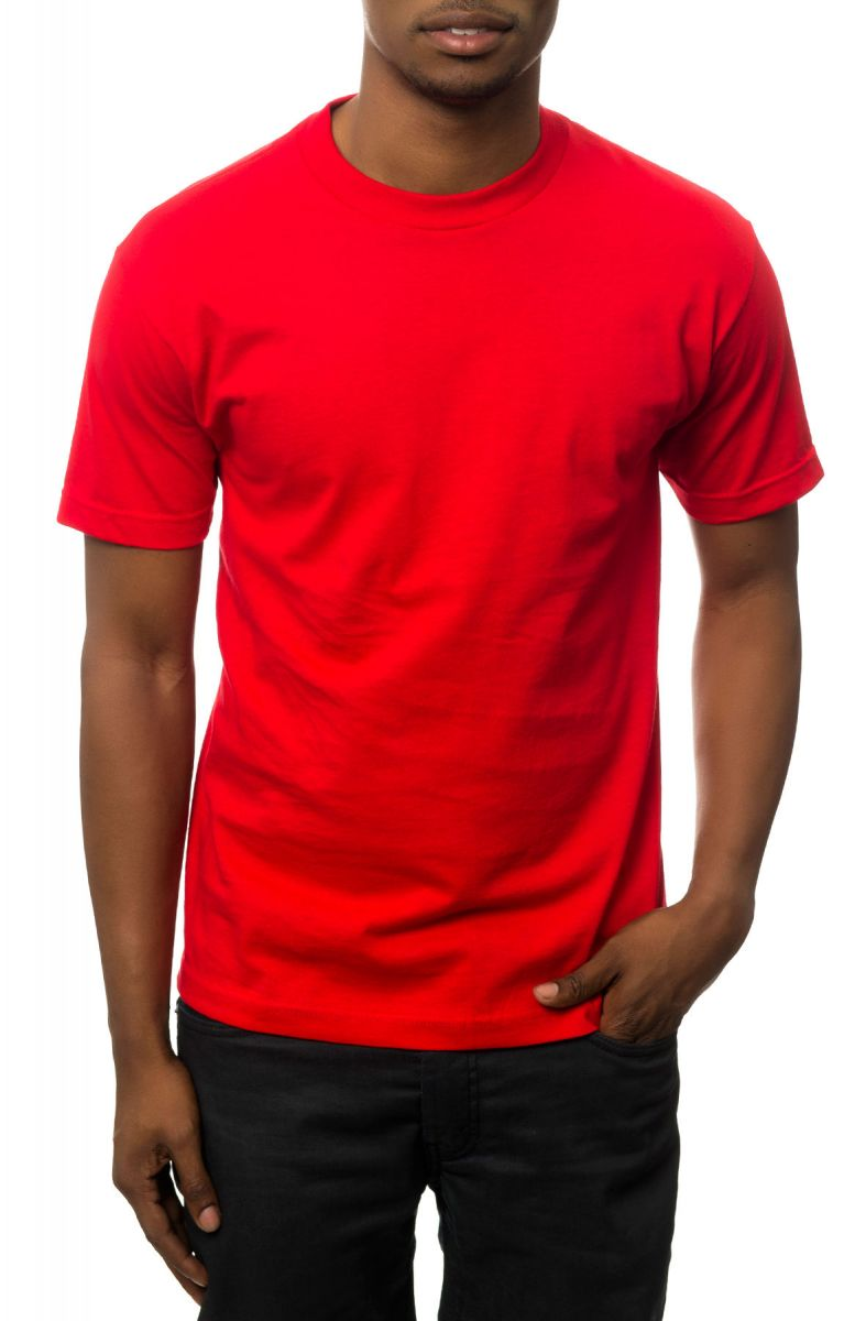 Spool & Thread Tee 1301 Basic Red