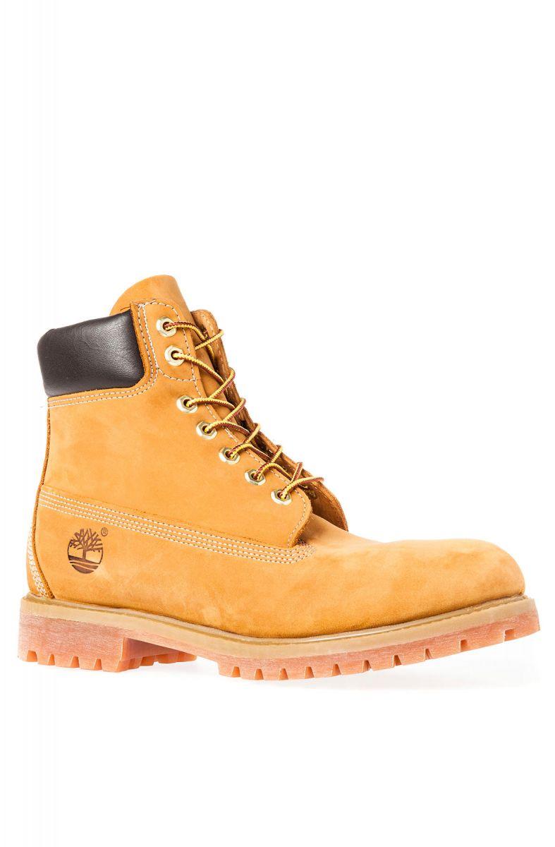 3efbfffae0e7 Timberland Boot Icon 6 Premium in Wheat Nubuck Tan