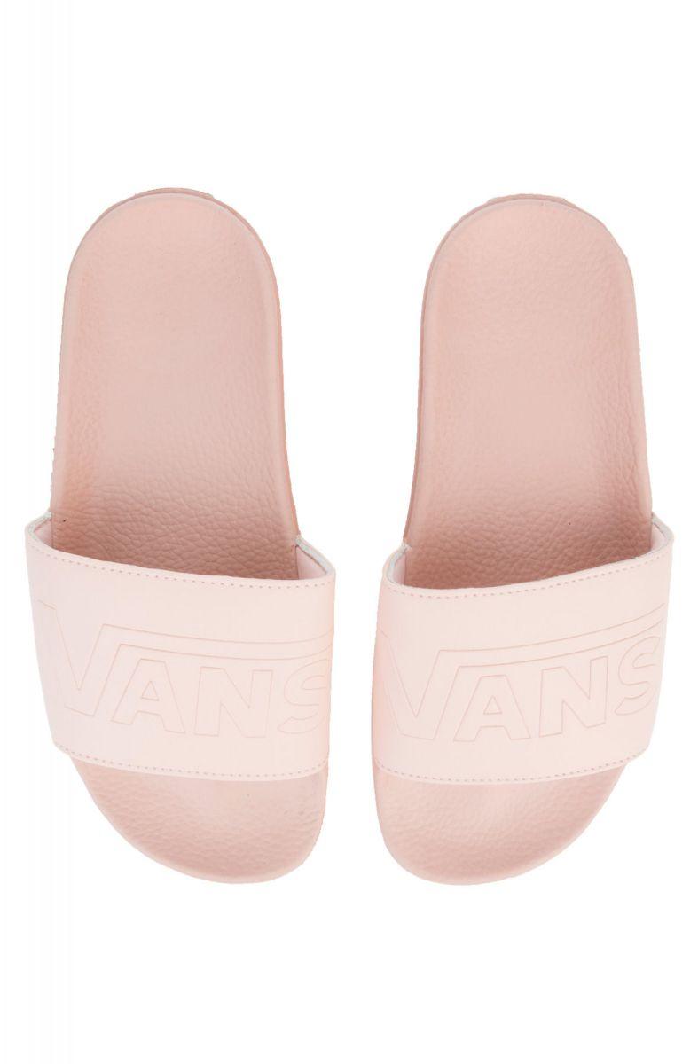 7ba37f5393e671 VANS Slides Women s Slide-On Evening Sand Pink