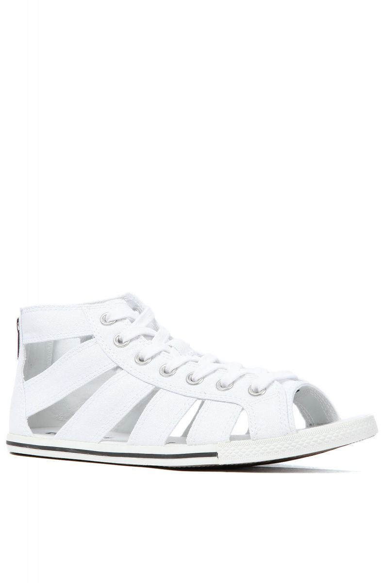 Converse Sandal Chuck Taylor All Star Gladiator in White