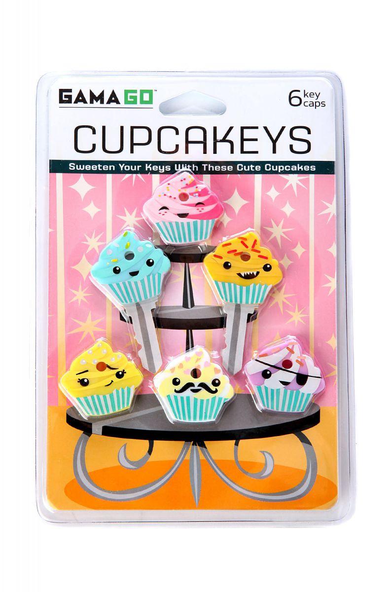 The Cupcake Key Covers