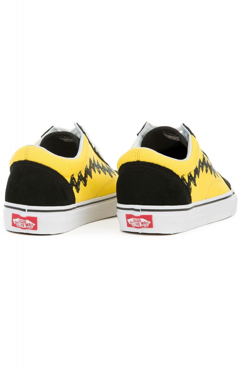 ... The Vans x Peanuts Old Skool in Charlie Brown Black ... aa8f3bc01