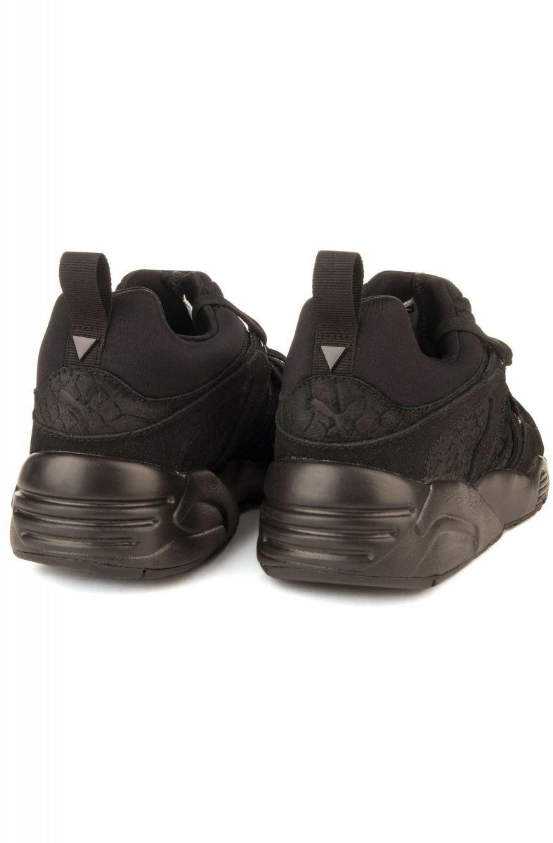 2903f67ffbc7 ... The Blaze of Glory Rioja Sneaker in Puma Black ...
