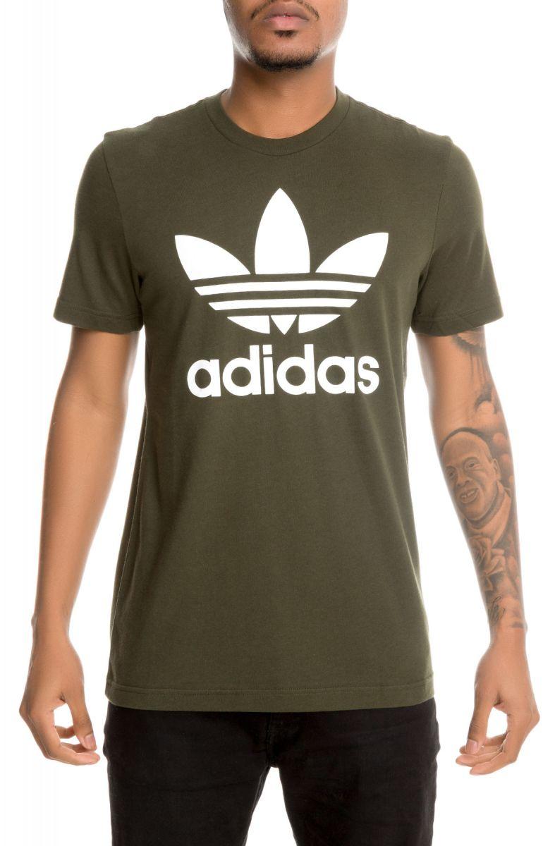 Black Mens Originals Shirt Trefoil Anlis Gold Adidas T xFaBqff