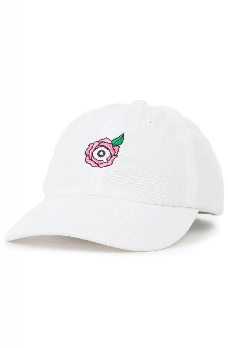Street Vault Hat Rose Eye Dad White 6ad9941e478