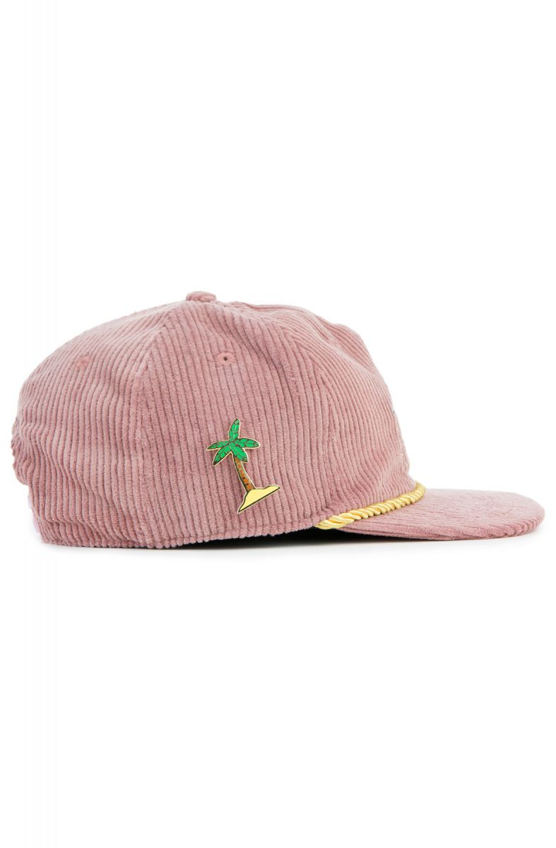 Billionaire Boys Club Hat Pyramids Snapback Bordeaux Pink b50ee549e14