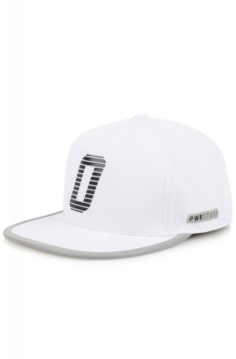 5c281feb ... discount the champion strapback hat in white ed0ee 2c2c8