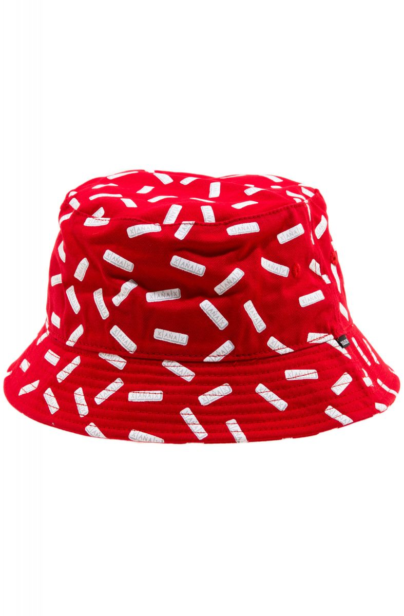 e534172bd31 Deadline Hat Xanny Bucket Red