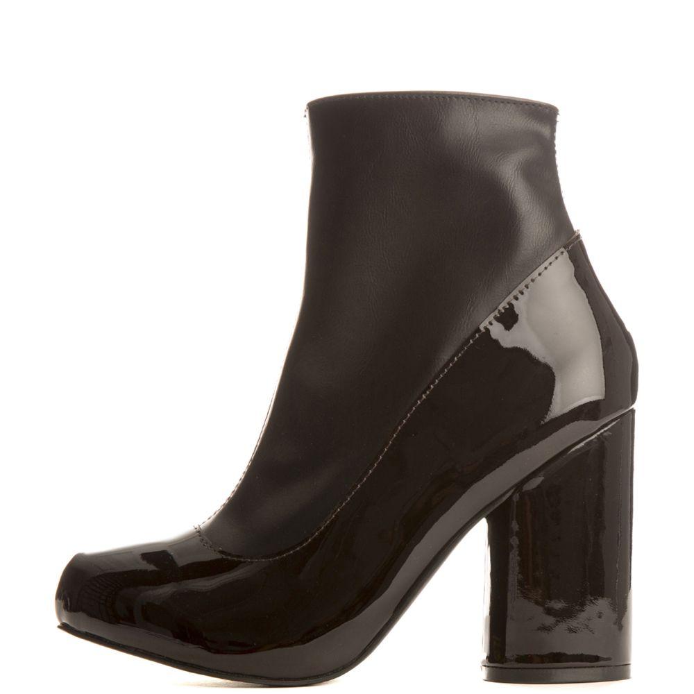 7abccf27631 Jeffrey Campbell for Women  Sequel-2 Black Heel Booties