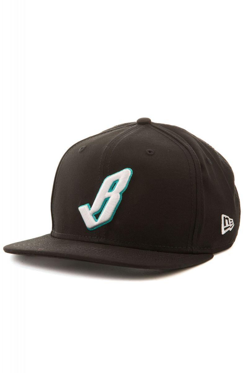 Billionaire Boys Club Hat BB Flying B Snapback Black 885256b3361f