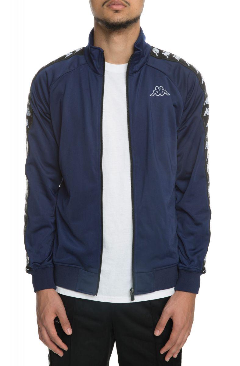 5c4ea16fab The Banda Anniston Slim Track Jacket in Marine Royal Blue