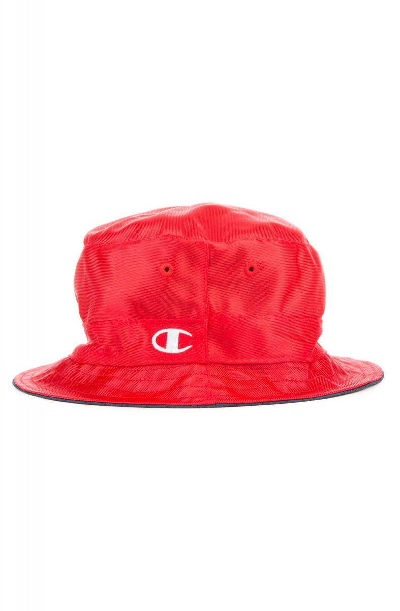 4496df48 Champion Hat Reversible Mesh Bucket Imperial Indigo Scarlet Blue Red