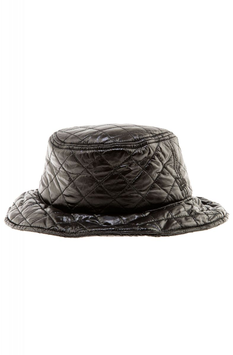 f8a0346333d Black Scale Hat Onyx New Era Bucket Black