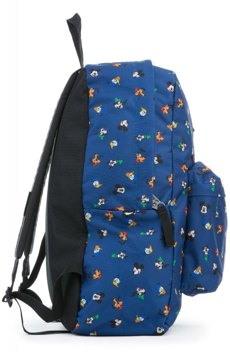 c4d4f98e665 ... The Disney x JanSport Superbreak Disney Gang Dot in Blue Multi ...