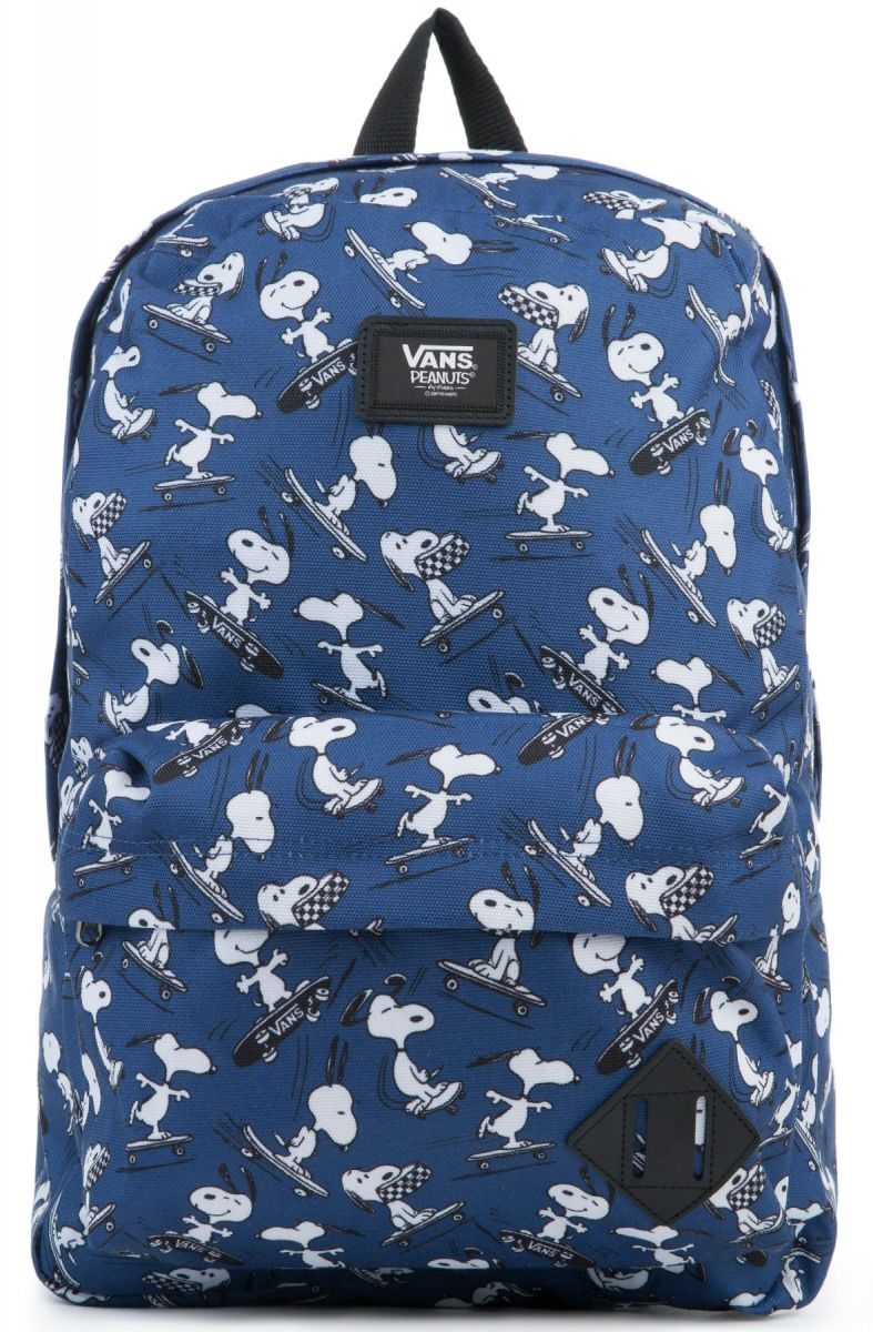 5ba213a54d VANS Backpack Vans x Peanuts Old School II True Navy Blue