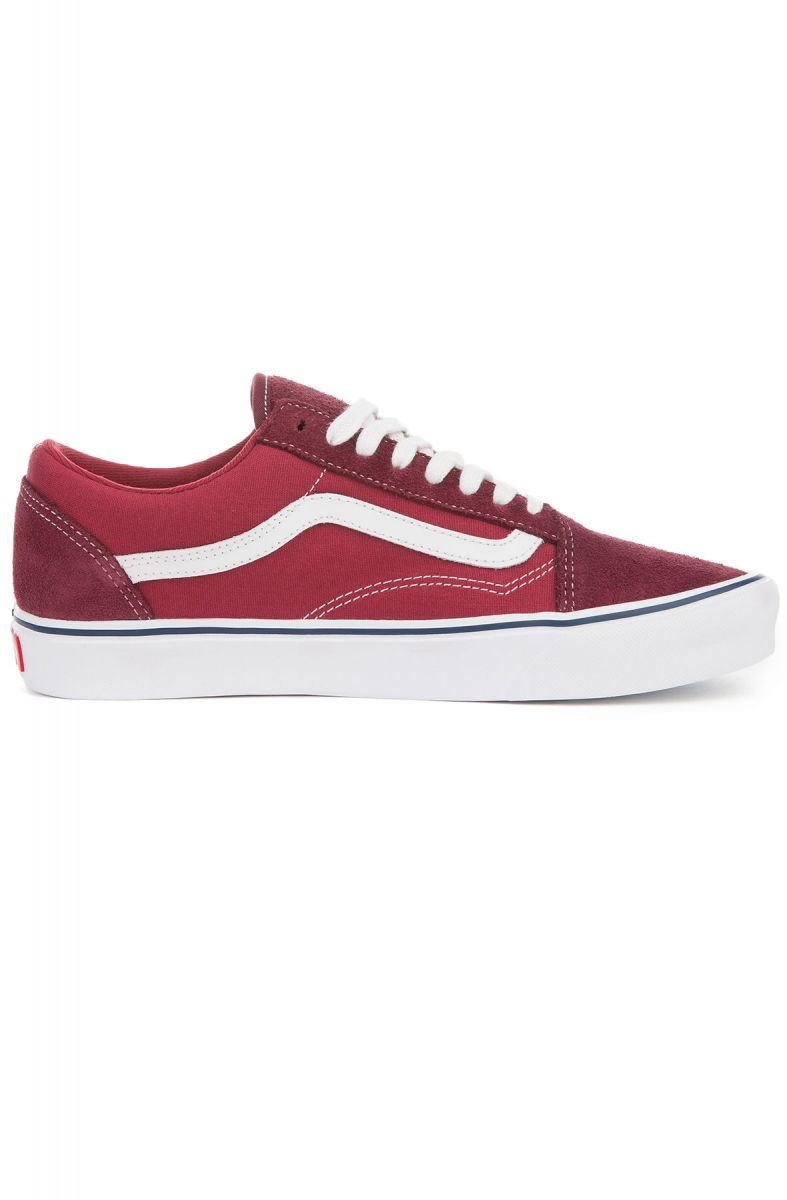 5e2c2bf0bb ... The Men s UA Old Skool Lite in (Throwback) Port Royale Tibetan Red ...