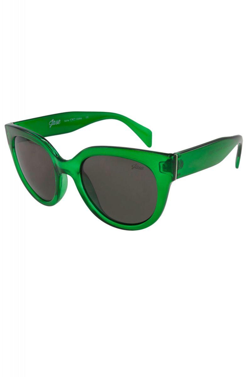 e320d18279e Jase New York Sunglasses Cosette Emerald Green
