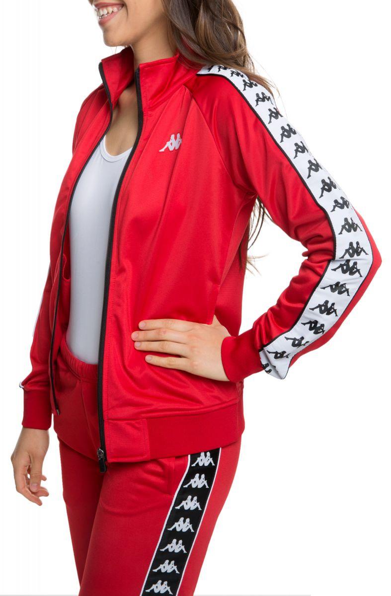 a405508500 222 Banda Wanniston Slim Jacket in Red