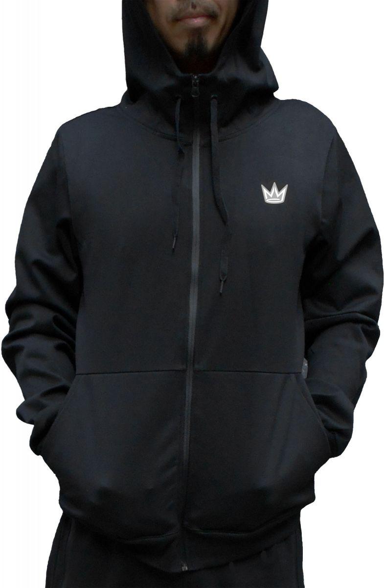 Sweatshirt aus High Tech Material