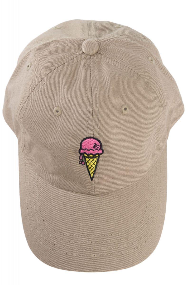 bb075e9a5fe ... The Ice Cream Cone Dad Hat in Khaki ...