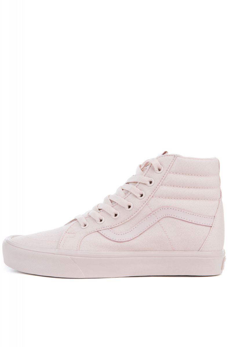 de0a694ef6 VANS Sneaker Sk8-Hi Reissue Lite Sepia Rose Pink