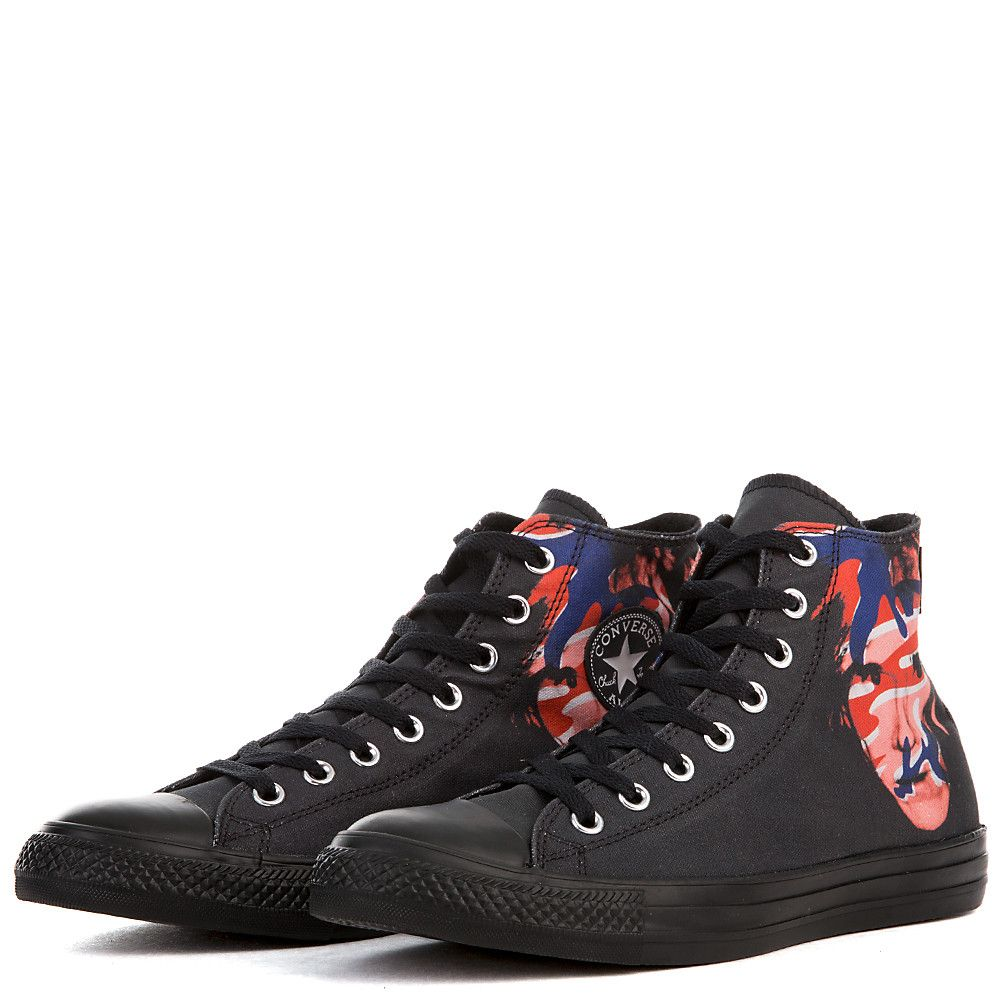 e9e438982bd Unisex Chuck Taylor All Star Andy Warhol CT Hi