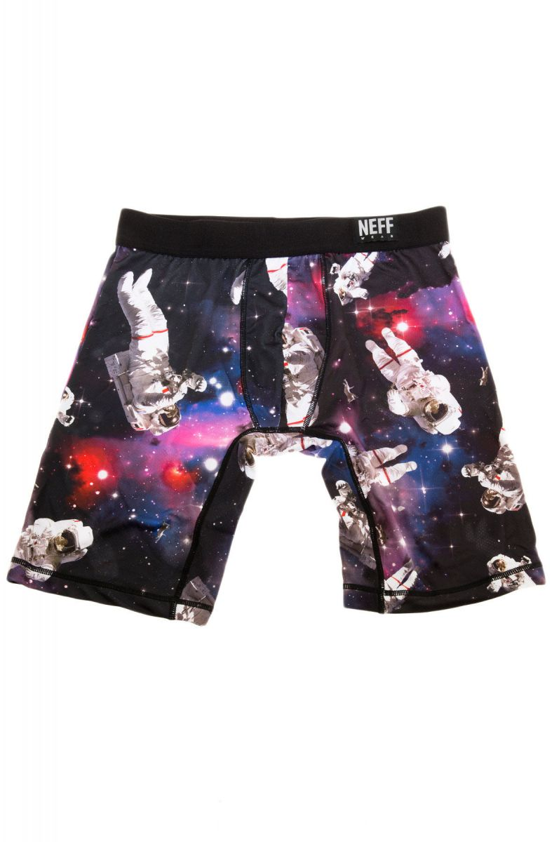 ed19bff6ab78 NEFF Boxers Kevin Durant x Stealth Spaceman Multi