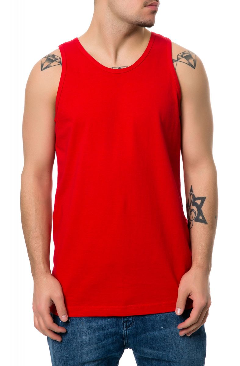1307 Best Couture Sewing Techniques Images On Pinterest: Spool & Thread Tank Top 1307 Basic Red