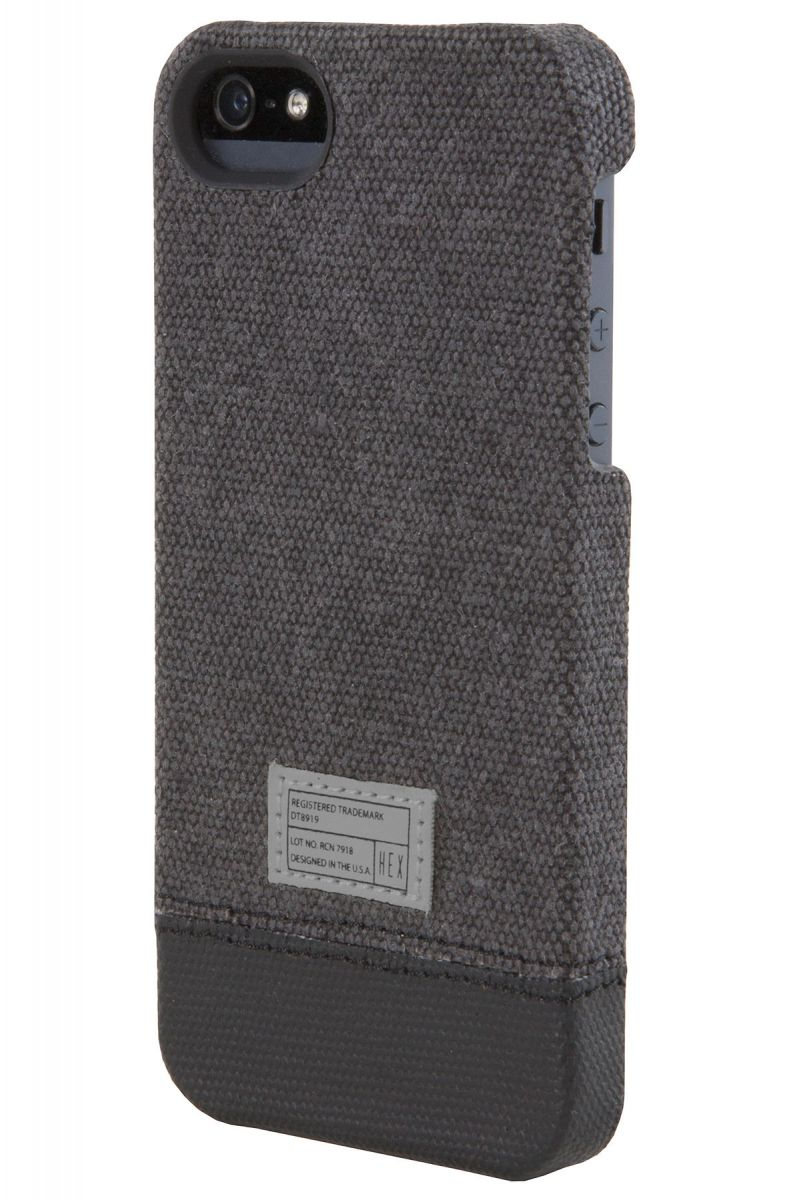 sports shoes b2191 e0b58 The iPhone 5/5S Focus Case in Charcoal Canvas