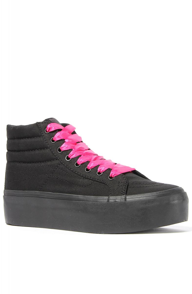 0c3b7c7b4d Vans High Top Platform Sneaker in Black