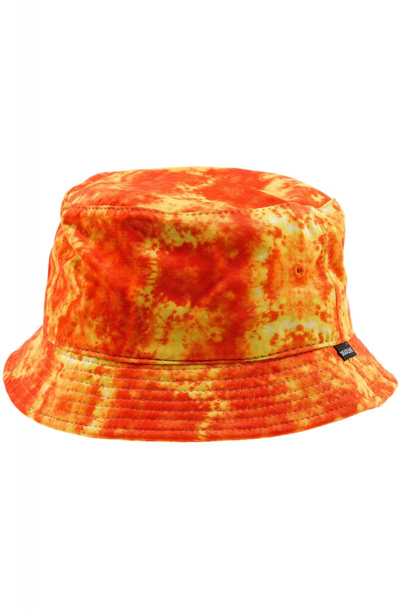 3fb7b47e Deadline Hat Tie Dye Bucket Fire Multi