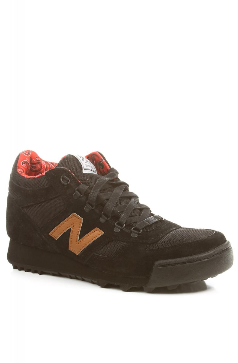 6d62681f69c5 The New Balance x Herschel Sneaker 710 in Black