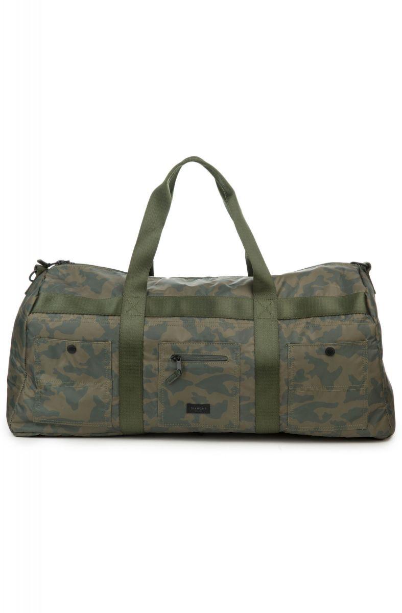 Diamond Supply Co. Bag Camo Duffle Camo 8d84521f9f1b7