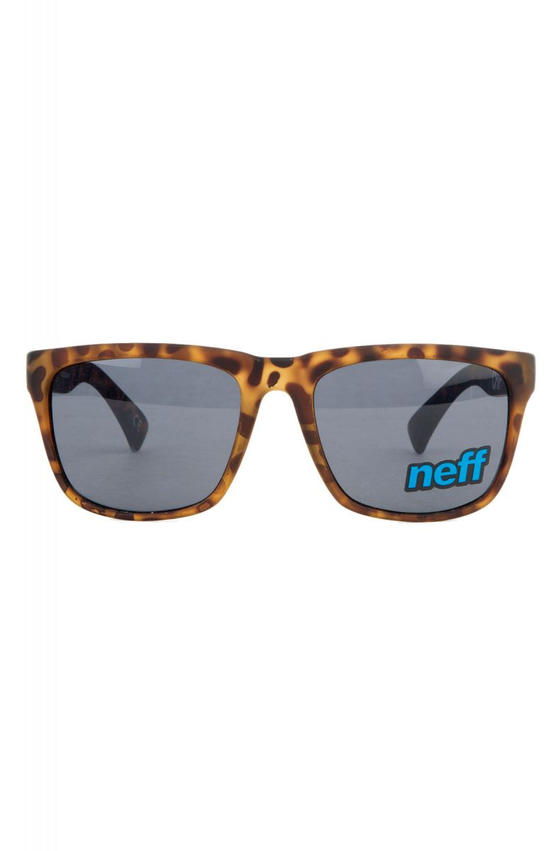 4761462b50 ... The Neff Daily Sunglasses in Tortoise with Black Lens