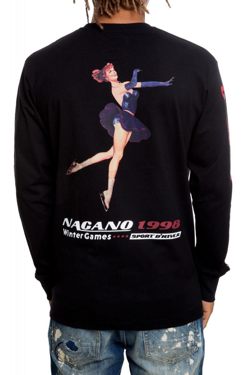 62972f1f The BB Nagano L/S Knit in Black
