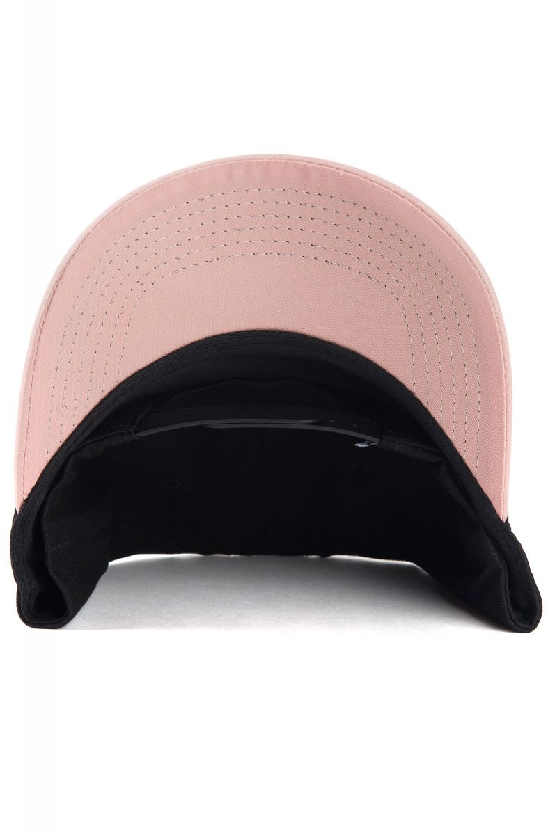 8408fae61 The Heritage P Snapback Hat in Black